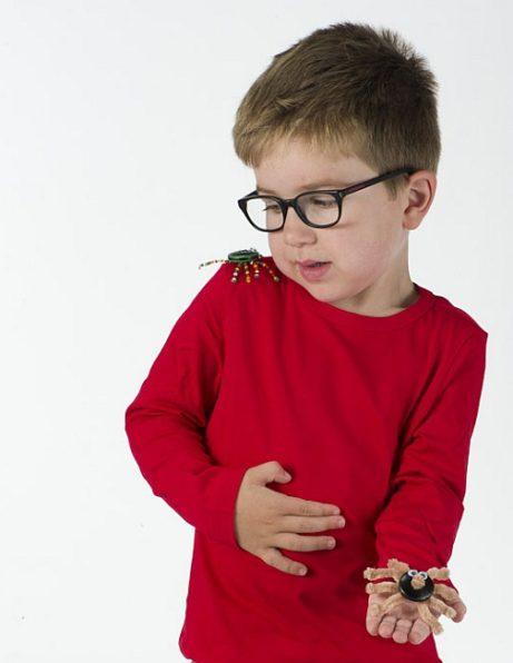 herfst knutsels voor kinderen