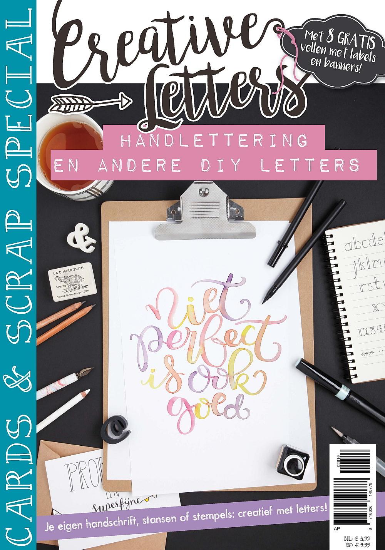 Cards  u0026 Scrap 26   Creative Letters