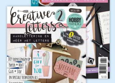 creative letters pakket