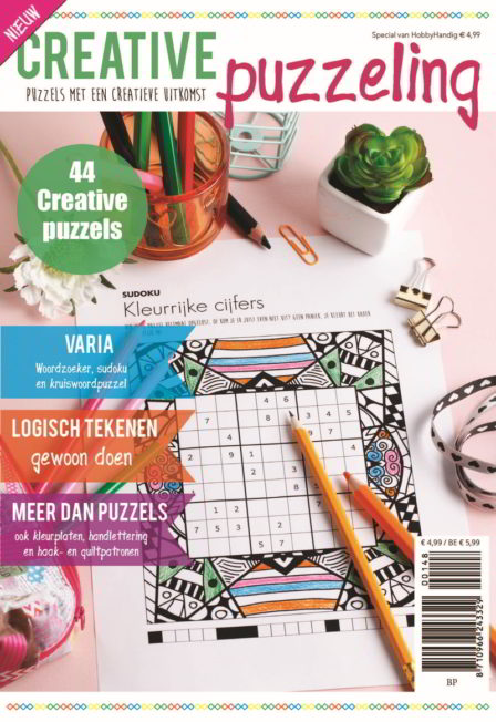 Creative Puzzeling cover 800