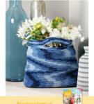 little blue bag