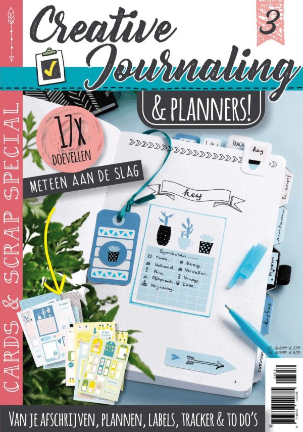 Cover Creative Journaling & Planners 3
