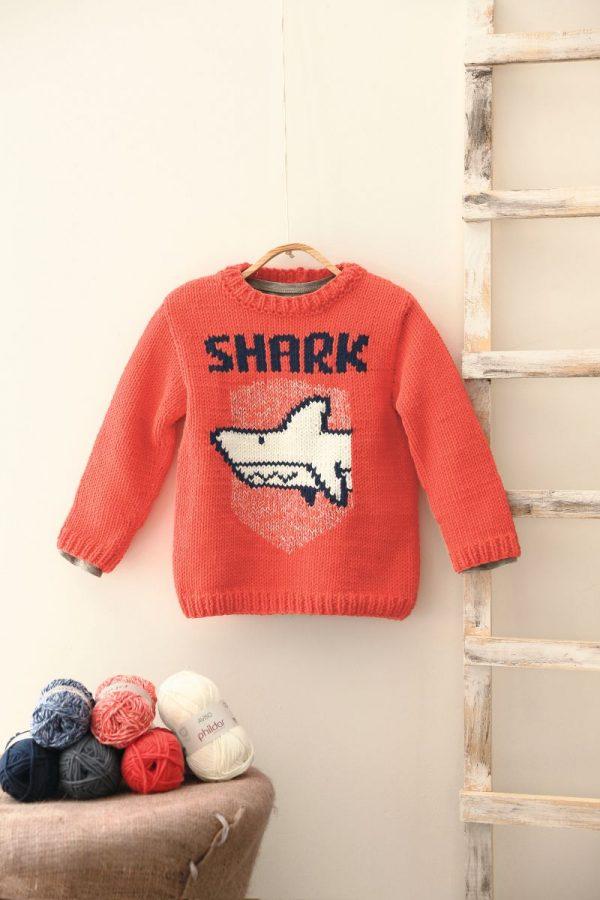 Haaien trui