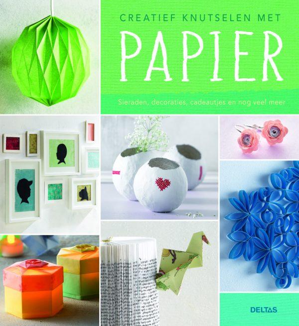 knutselen met papier