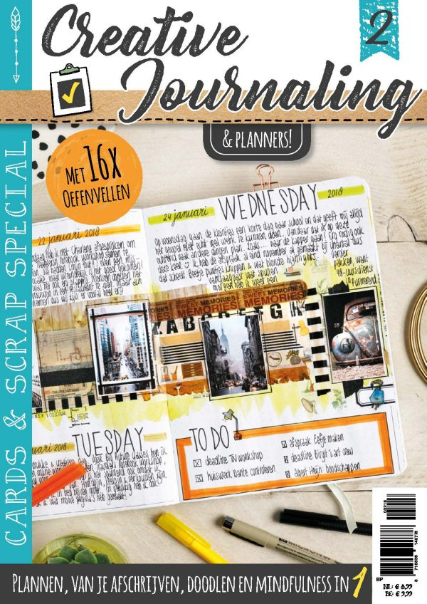 creative journaling en planners