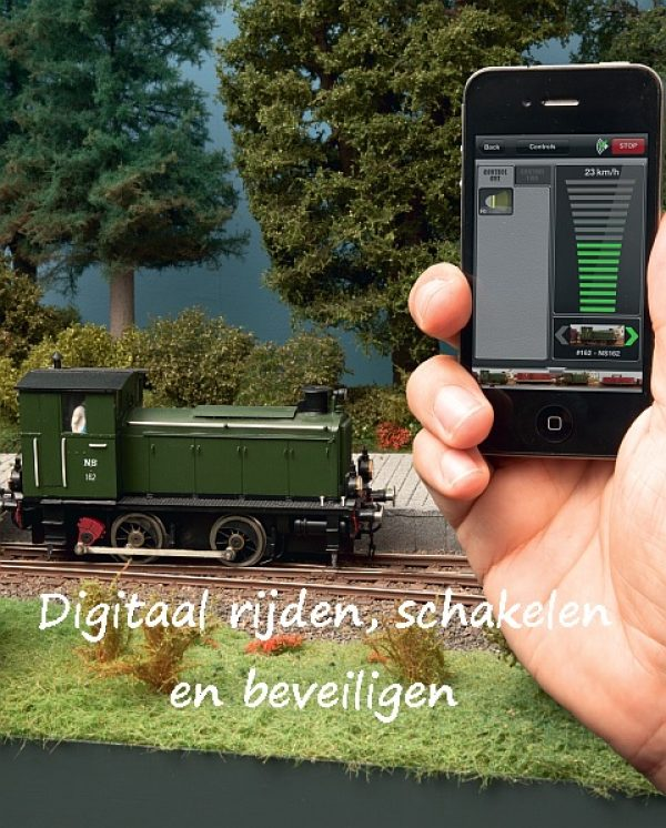 digitaal rijden