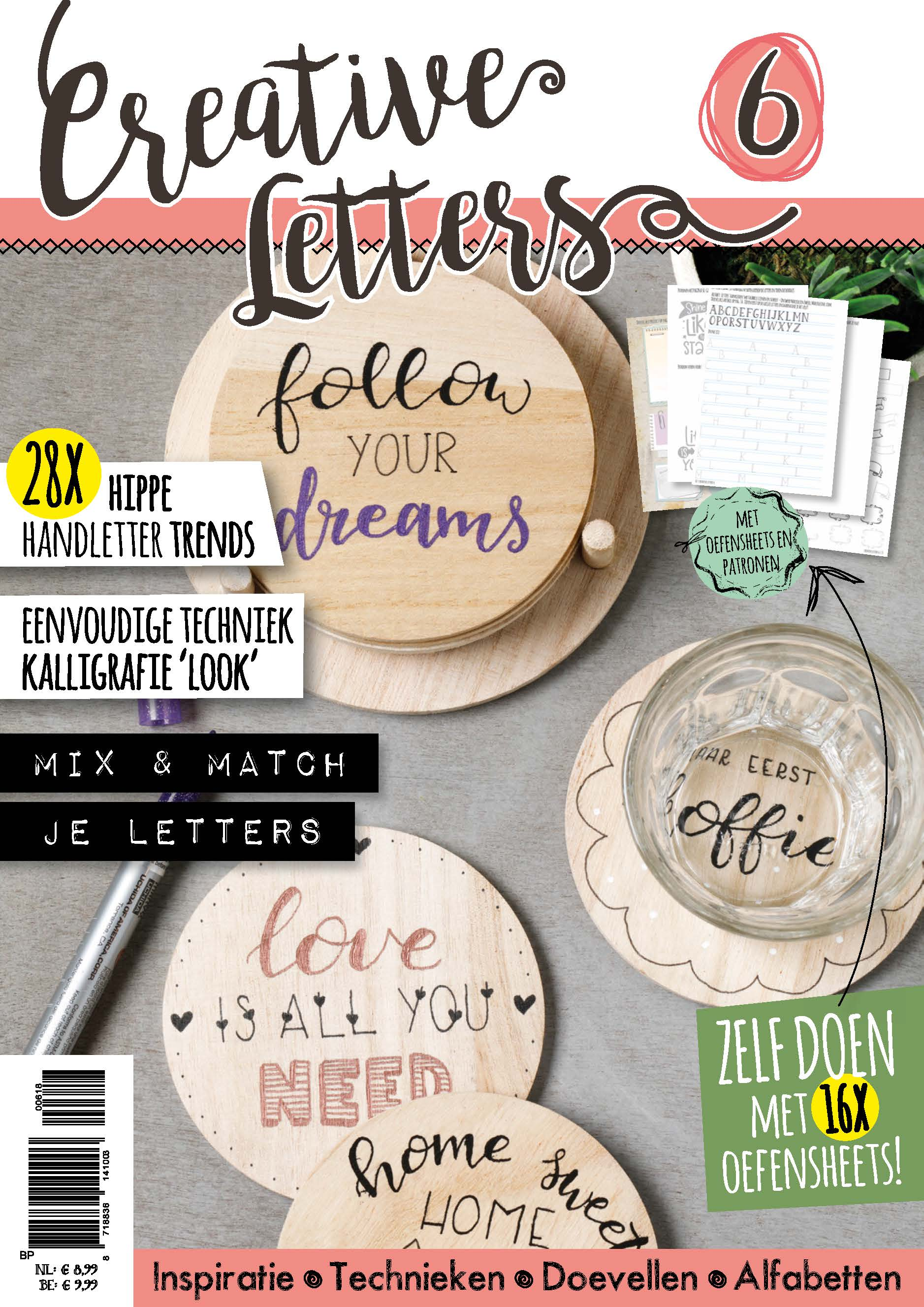 Creative Letters 6 28x Hippe Handlettertrends Hobbyou