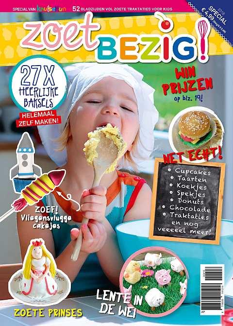 Knutselfun 4 - Zoet Bezig! (download)
