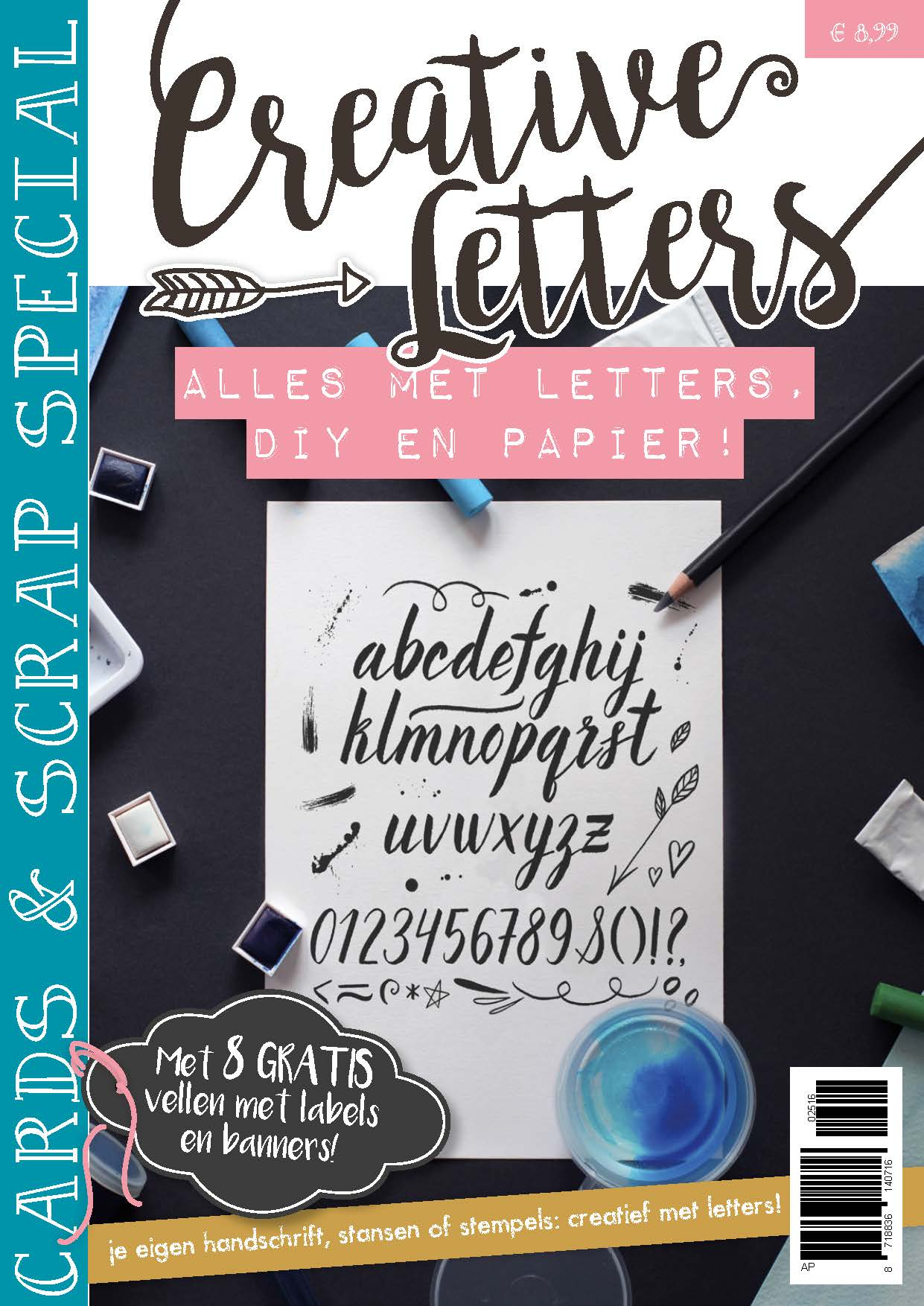Cards Scrap 26 Creative Letters Hobbyou
