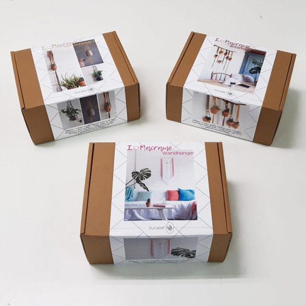 Macramé Wandhanger pakket