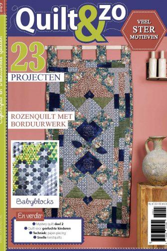 winterse quiltprojecten