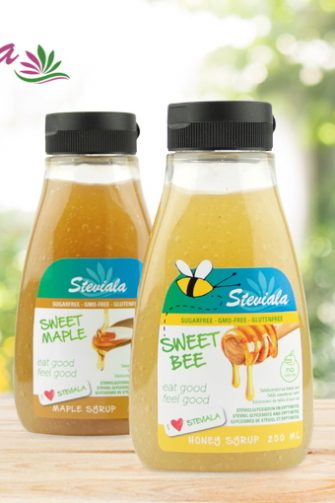 sweet maple en sweet bee
