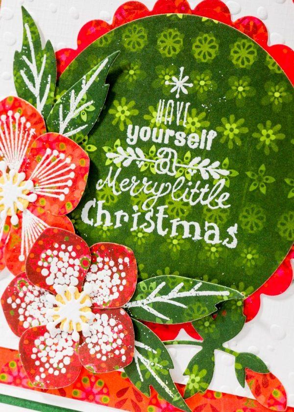 handgemaakte kerstkaarten