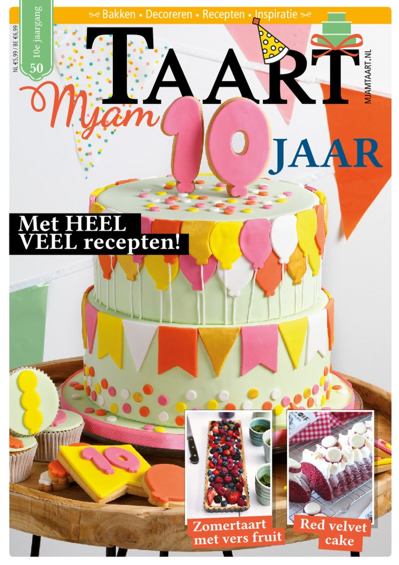 MjamTaart 50