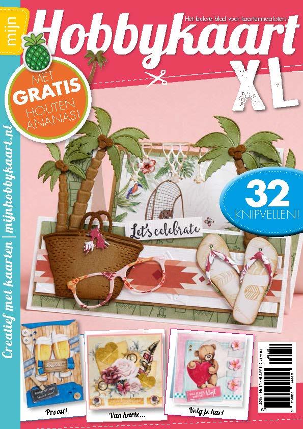 Mijn Hobbykaart XL 81