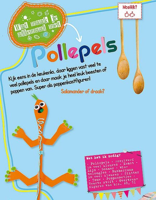 Pollepels