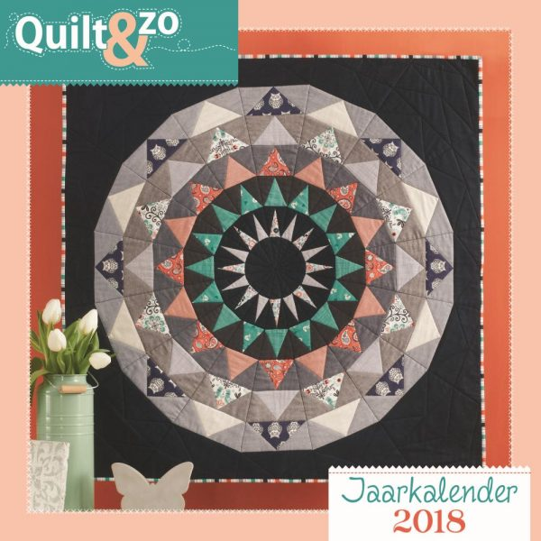 jaarkalender quilt & zo