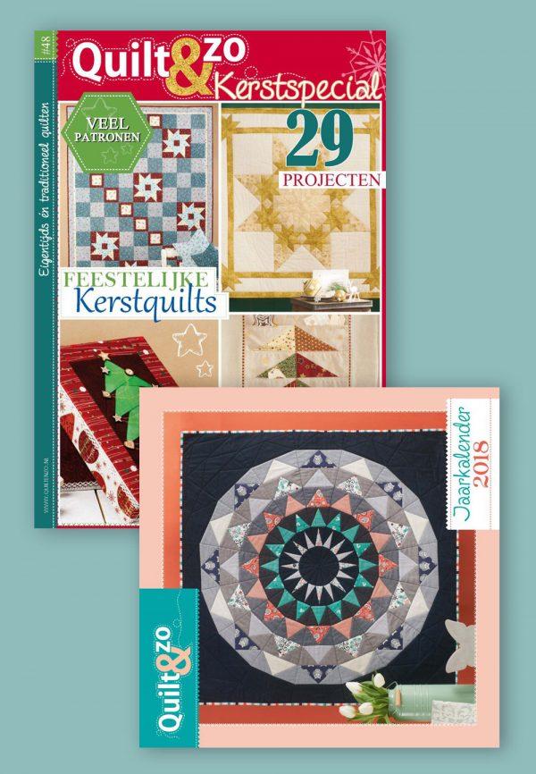 quilt & zo kerstpakket