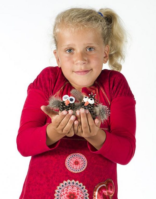 hersft knutsels voor kinderen