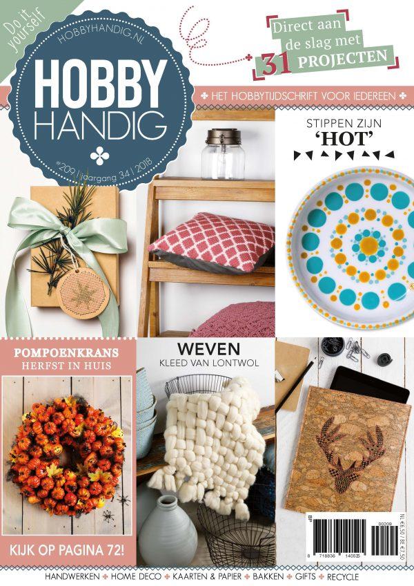 Cover Hobbyhandig 209