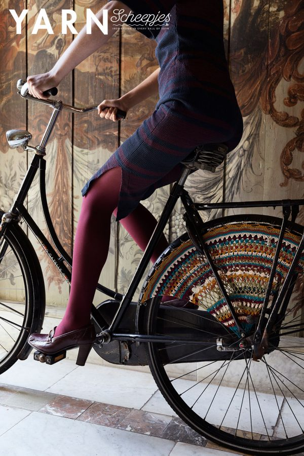 Bicycle dress