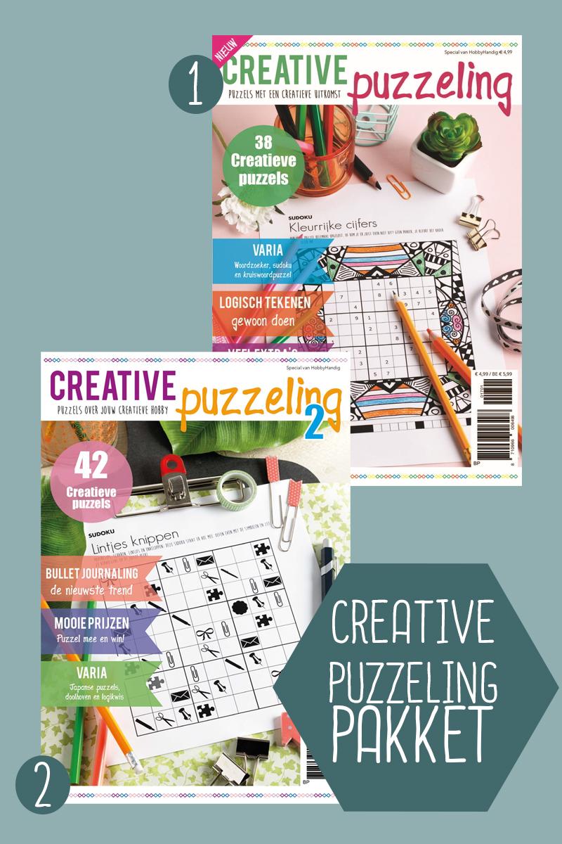 Creative Puzzeling pakket