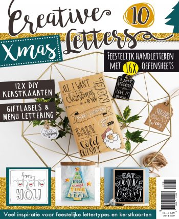 Cover Creative X-mas Letters