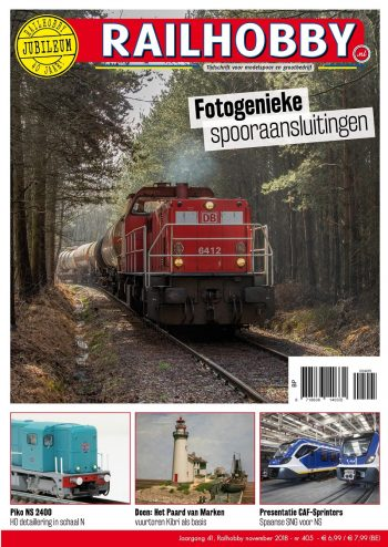 Cover Railhobby 405