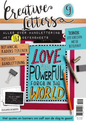 Creative Letters abonnement