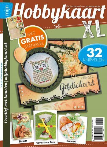 Cover Mijn Hobbykaart XL 82