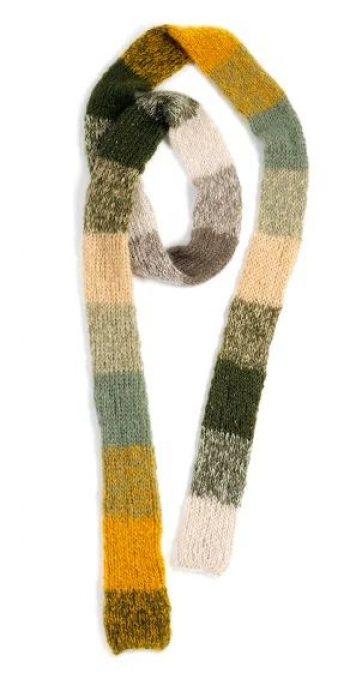 Forest sjaal uit Creëer Magazine