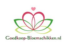 Logo goedkoop bloemschikken