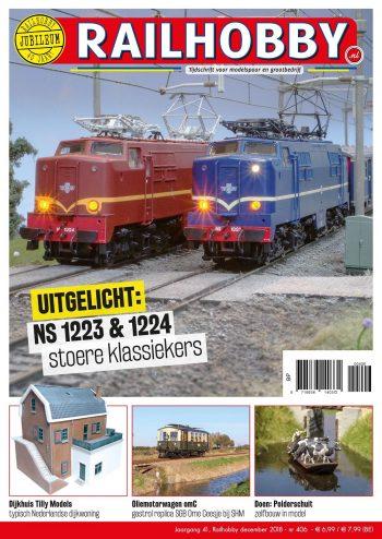 Railhobby, treinen, stoere klassiekers