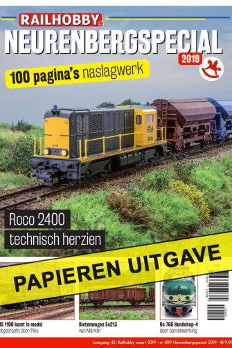 Railhobby Neurenbergspecial 2019