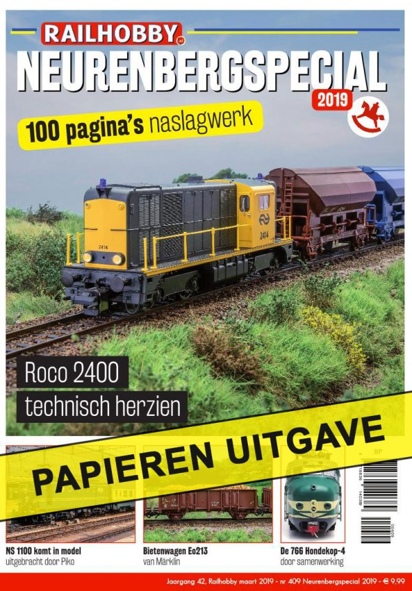Cover Railhobby Neurenbergspecial 2019