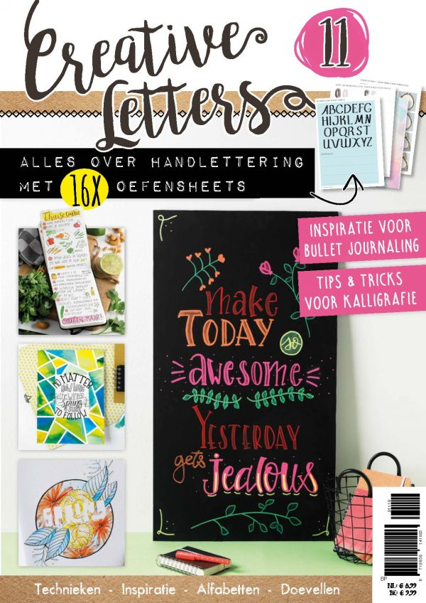 Cover Creative Letters 11