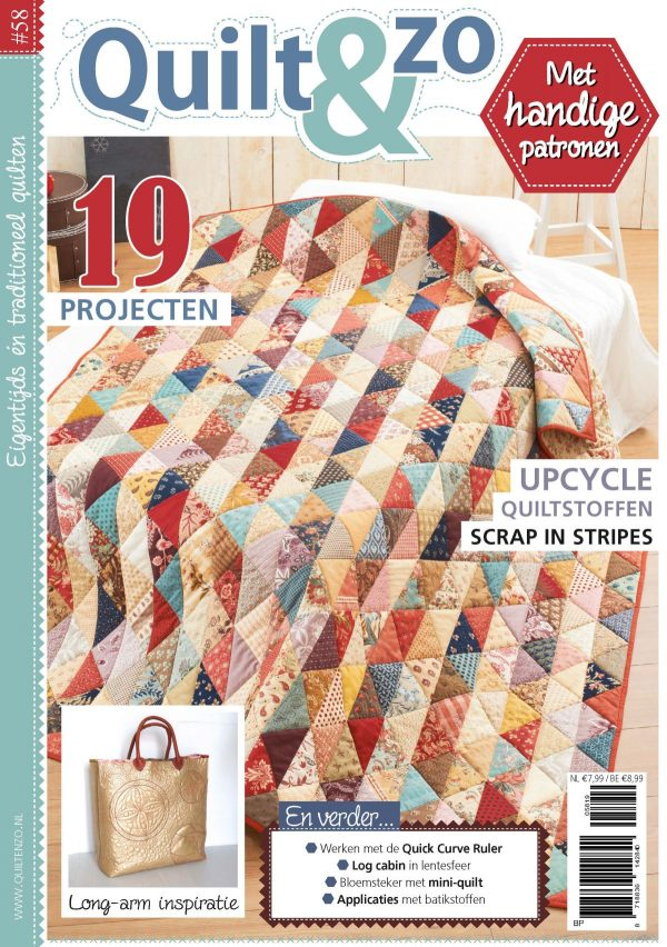 Cover Quilt & Zo 58