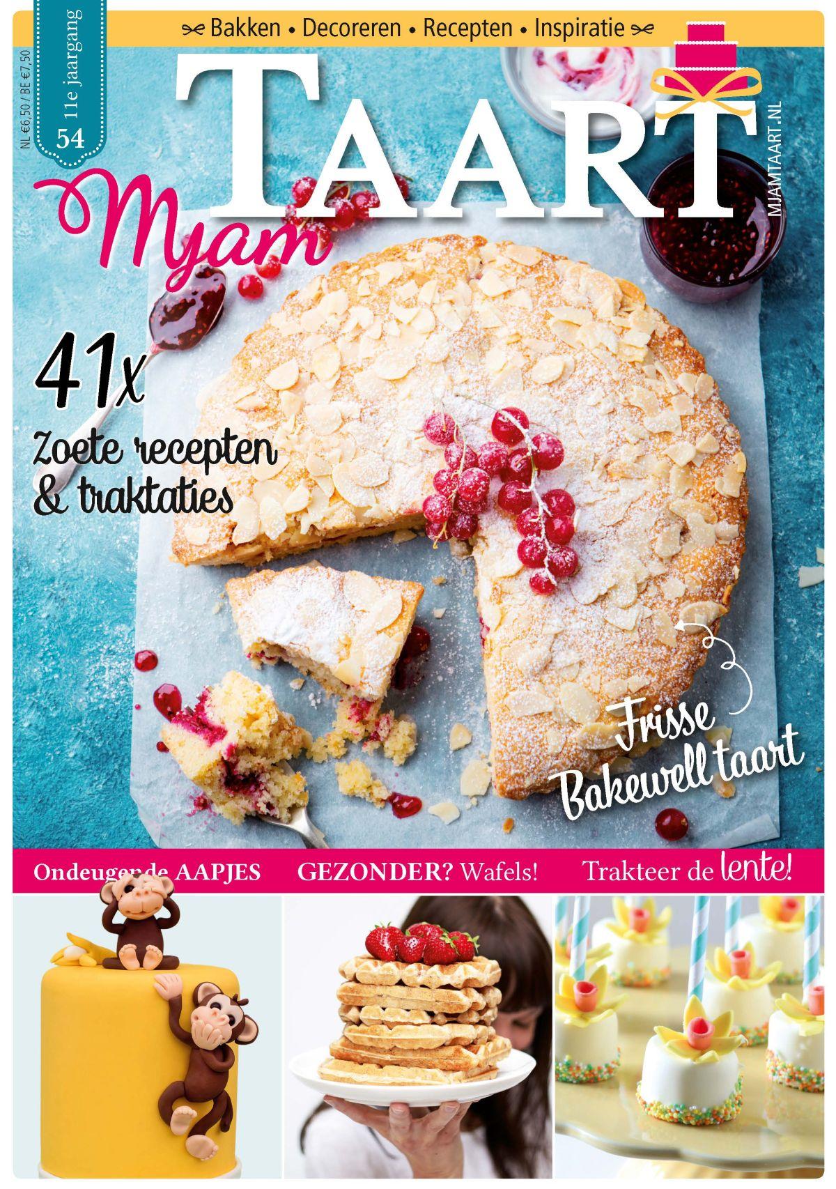 MjamTaart 54 cover
