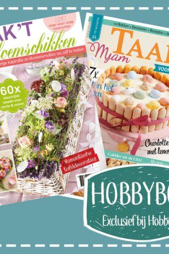 Hobbybox Hobbyou maand april