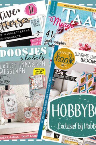 Hobbybox maart van Hobbyou