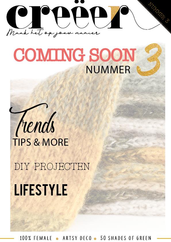 Tijdelijke cover Creëer Magazine 3
