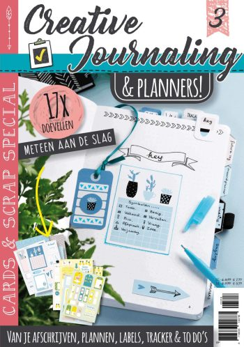 Cover Creative Journaling 3