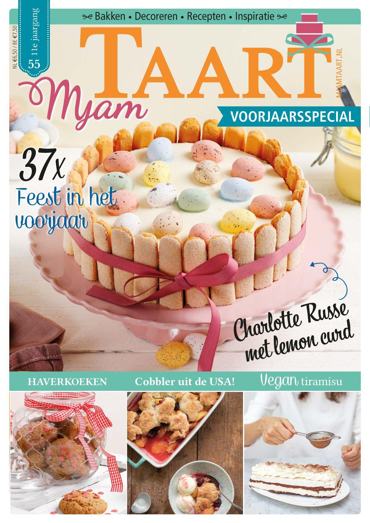 Tijdelijke cover MjamTaart Voorjaarsspecial