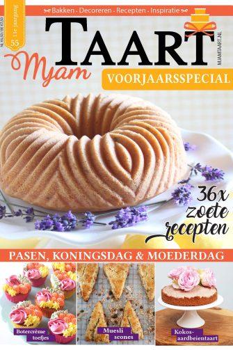 Tijdelijke cover Voorjaarsspecial MjamTaart