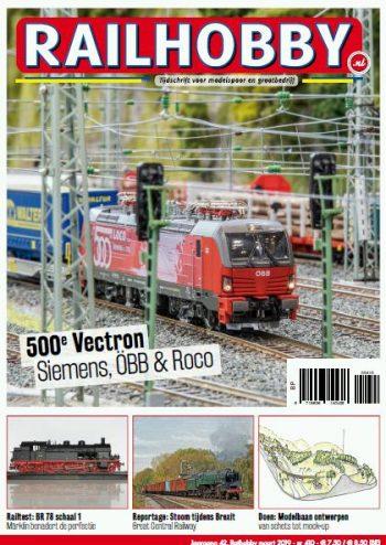 Railhobby, Treinen, 500e Vectron