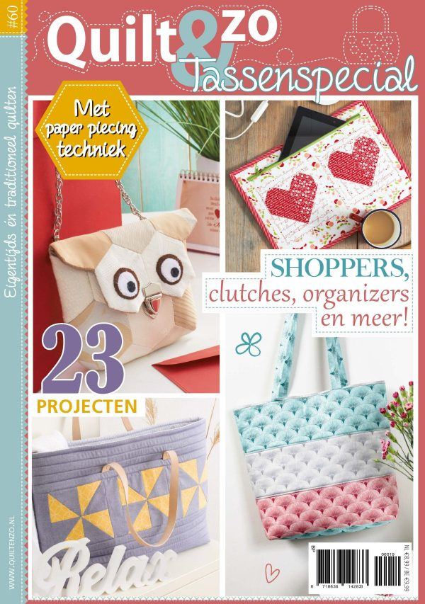 Cover Quilt & Zo Tassenspecial 2019