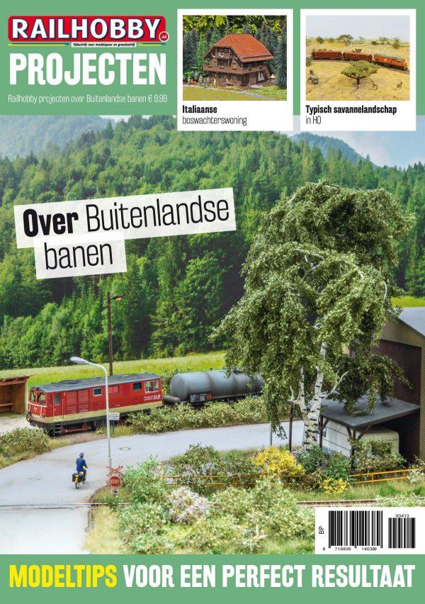 Railhobby, special, buitenlandse banen, treinen