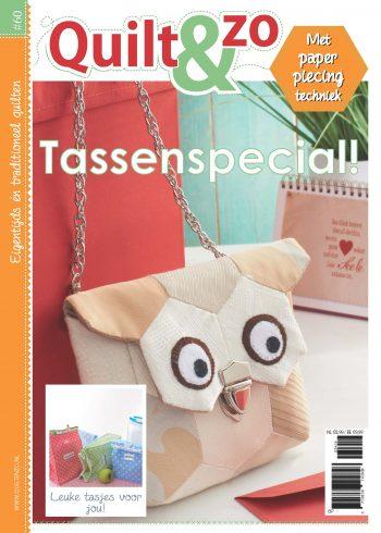 Tijdelijke cover Quilt & Zo Tassenspecial 2019