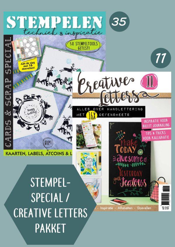creative letters, handlettering, hobby, hobbywebshop