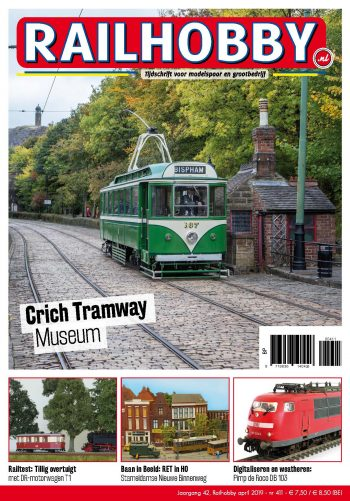 Cover Railhobby 411